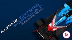 El equipo Renault pasará a llamarse 'Alpine', la próxima temporada