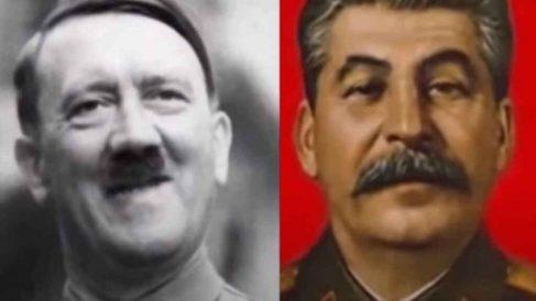 Hitler y Stalin cantan juntos a dúo en un video «deepfake» que se ha hecho viral
