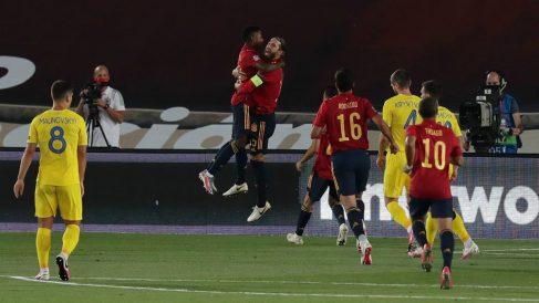 Liga de Naciones 2020: España – Ucrania, en directo.