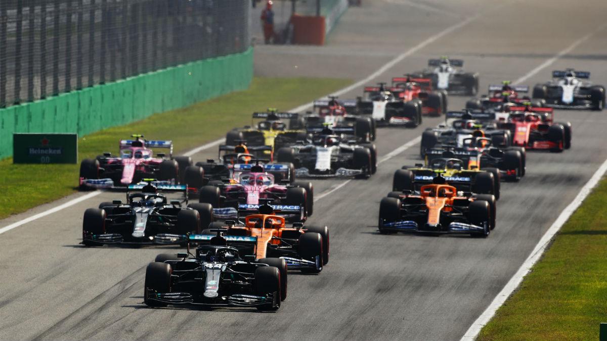 Fórmula 1. (Getty)