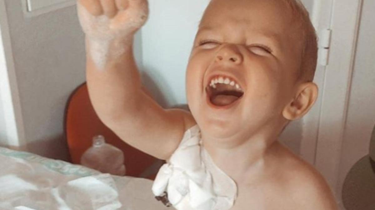Instagram: Marco es un bebé que necesita urgentemente un trasplante de médula