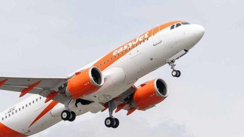 EasyJet cancela sus vuelos 48 horas antes del despegue si el número de viajeros no alcanza los 40