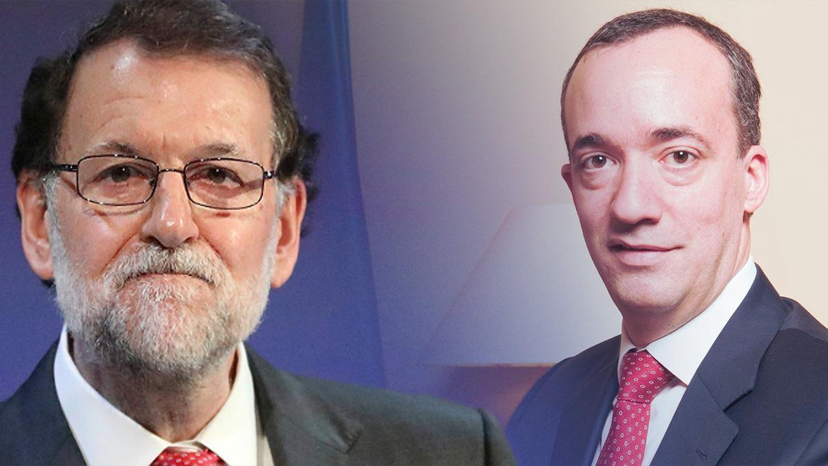 Mariano Rajoy y Jorge Fernández-Díaz.
