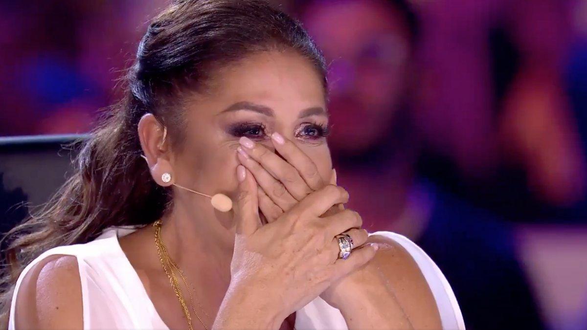 Isabel Pantoja en 'Idol Kids'