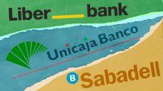 El mercado apunta a Sabadell, Unicaja y Liberbank como los próximos actores de la temporada de fusiones
