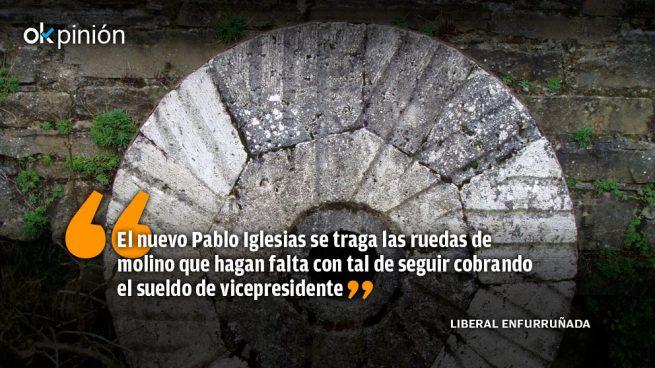 Bankia: la rueda de molino de Pablo Iglesias