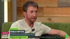 Pablo Motos en 'Liarla Pardo'