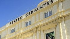 Teatro Cervantes de Málaga.