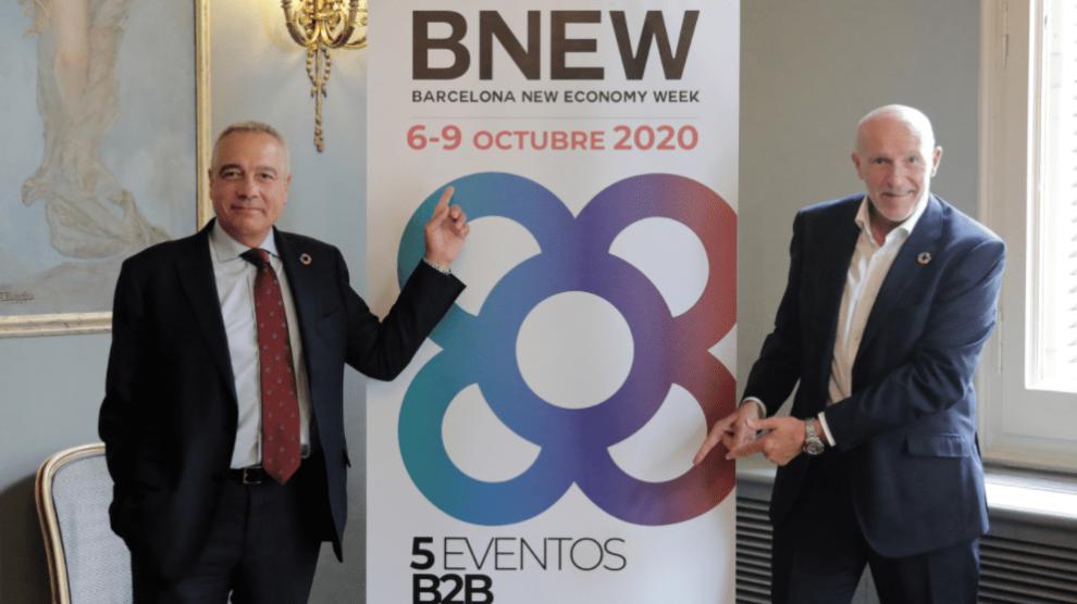 Pere Navarro destaca el papel de motor del Consorci de la Zona Franca de Barcelona en la nueva economía.