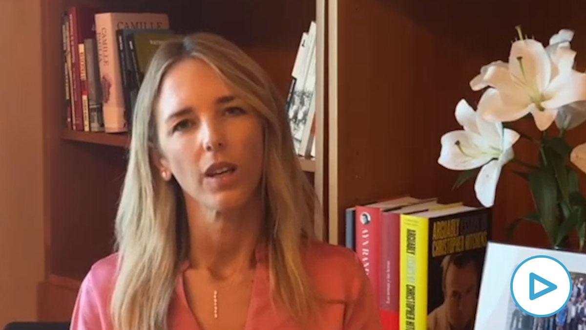 Cayetana Álvarez de Toledo arremete contra el PP