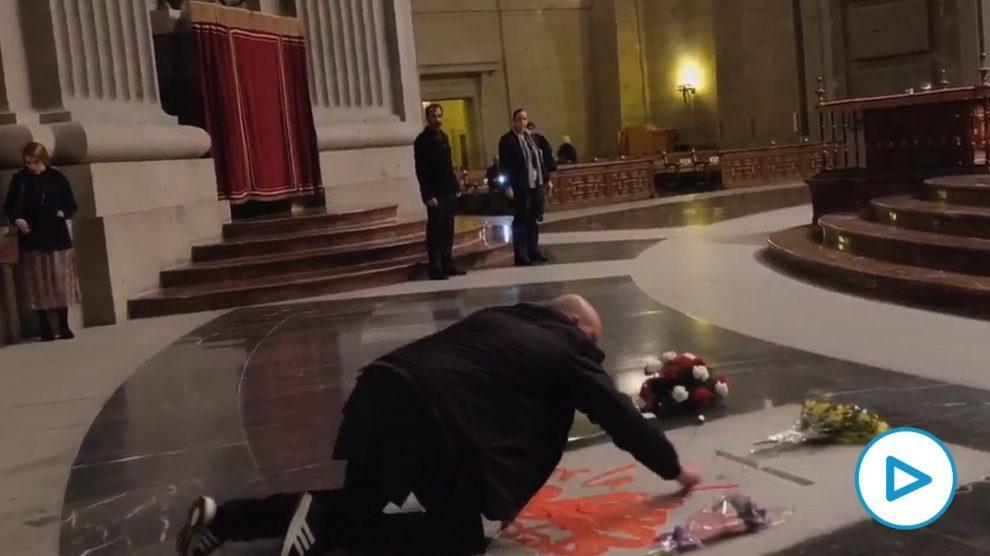 francisco franco artista que profanó tumba