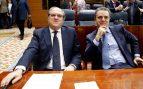 Ángel Gabilondo y José Manuel Franco (Foto: EP)