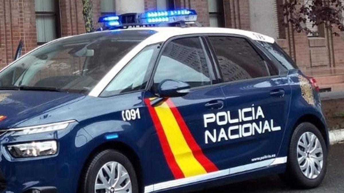 Una persecución a unos narcos en Estepona acaba con un ciclista y una embarazada heridos