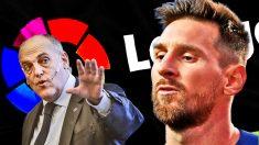 Leo Messi no se presentará a los actos a los que le invite la Liga.