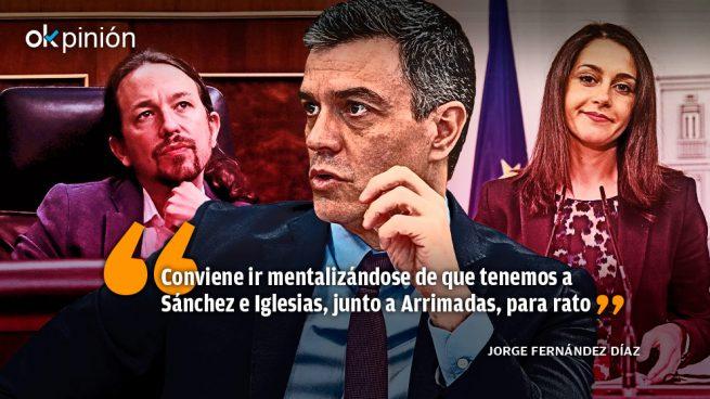 Legislatura despejada con España en grave crisis