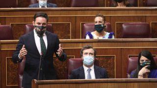 abascal sanchez sesion control mocion censura vox