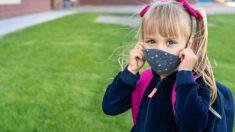 Cómo marcar las mascarillas infantiles de forma correcta