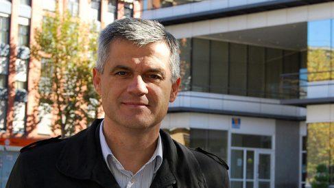 El ex alcalde de Móstoles, David Lucas (PSOE).