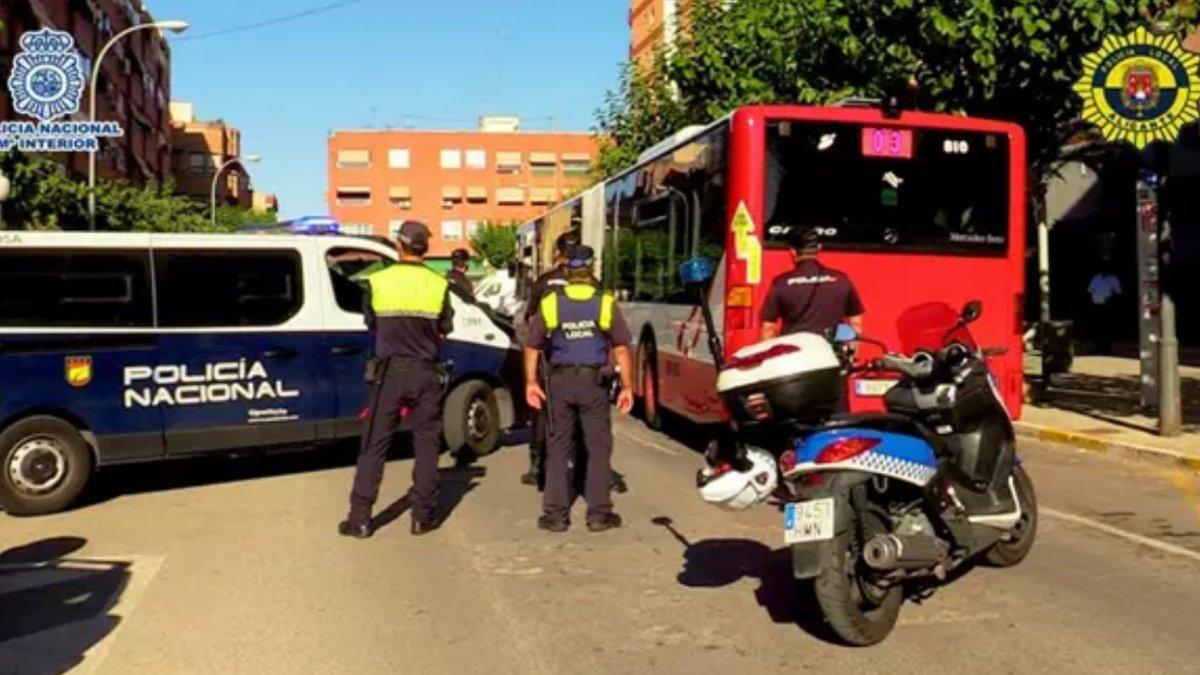 Detenido en Alicante