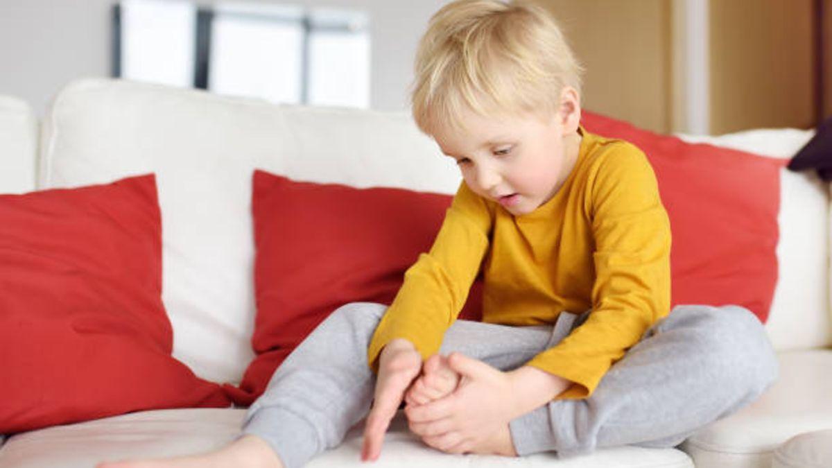 Causas y cómo tratamiento el dolor de crecimiento en los niños