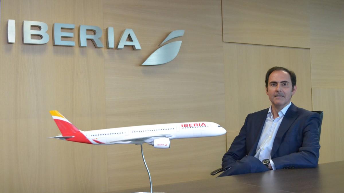 Javier Sánchez-Prieto asume el cargo de consejero delegado de Iberia en sustitución de Gallego