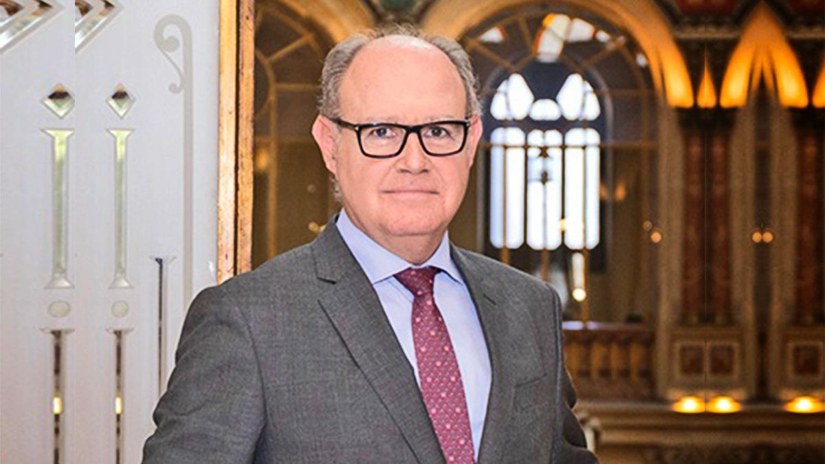 David Jiménez-Blanco, presidente no ejecutivo de la Bolsa de Madrid