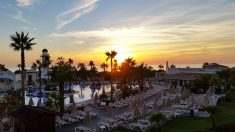 Hoteles en España.