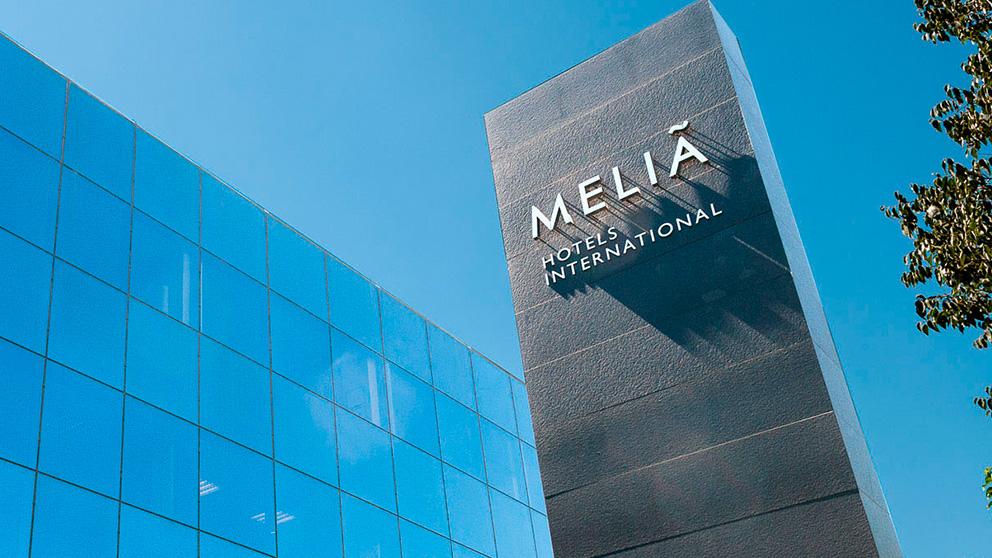 El turismo nacional da alas a Meliá
