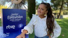 Soleá estará en 'Eurovisión Junior 2020'