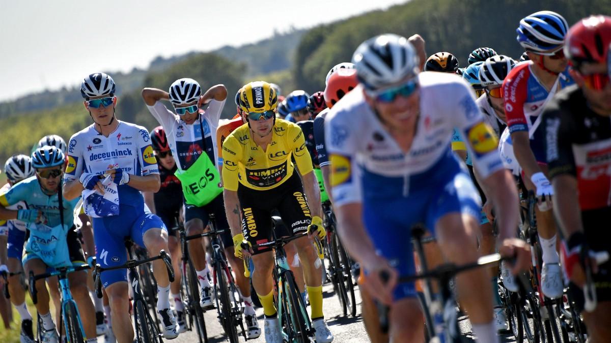 Tour de Francia 2020: clasificación de la etapa de hoy, miércoles 9 de septiembre. (AFP)