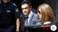 Sergio Ríos, el exchófer de Bárcenas. (Foto: AFP)