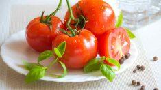 Cocer los tomantes, antioxidantes