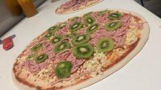 Facebook: Lo acusan de provocar el coronavirus y recibe amenazas de muerte por crear esta pizza
