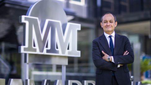Rodrigo Achirica, director general de Mutuamad Inversiones. @Mutua