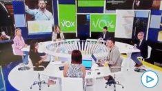 Debate sobre Vox.