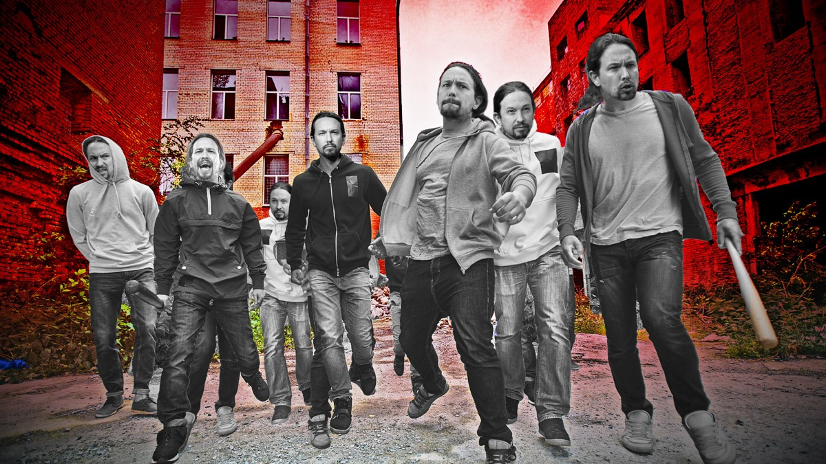 Las guerrillas de Podemos