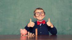 Consejos para que los niños sepan valorar el dinero
