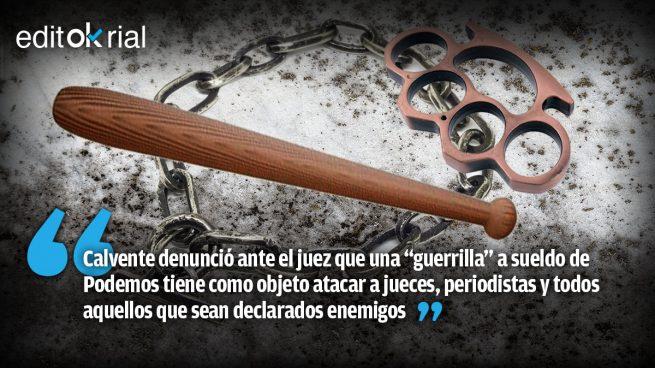 OKDIARIO puede dar fe de la «guerrilla»: Calvente no exagera