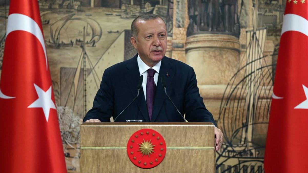 El presidente turco, Recep Tayyip Erdogan. – -/Turkish Presidency/dpa