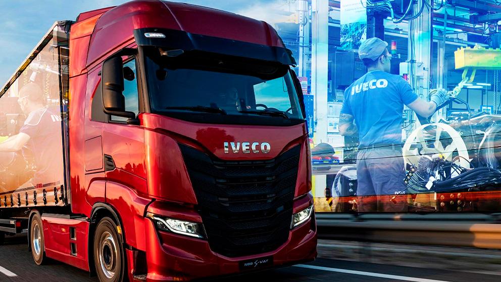La planta de Iveco en Madrid dice adiós al expediente de regulación temporal de empleo (ERTE) que afecta a 2.300 trabajadores y recupera los dos turnos.