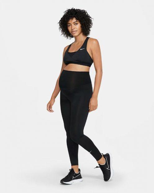 Nike lanza su primera colección de ropa deportiva premamá y posparto