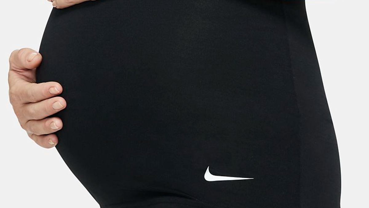 Descubre Nike (M) la línea premamá y posparto de Nike