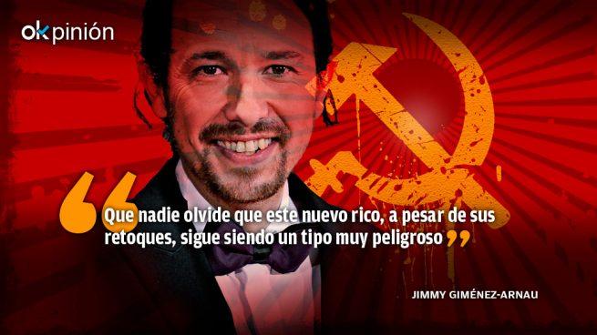 El ridículo 'new look' de Iglesias