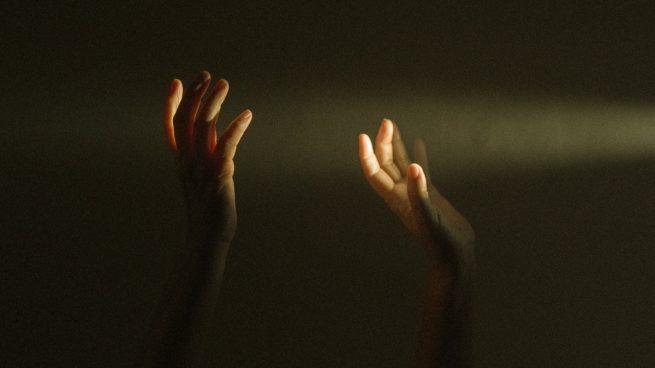 Temblor de manos