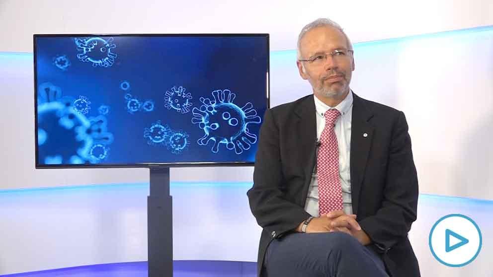 Manuel Martínez-Sellés, cardiólogo y candidato al Colegio de Médicos de Madrid.