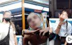 Una de las chicas de la agresión en el Metro de Madrid dice: