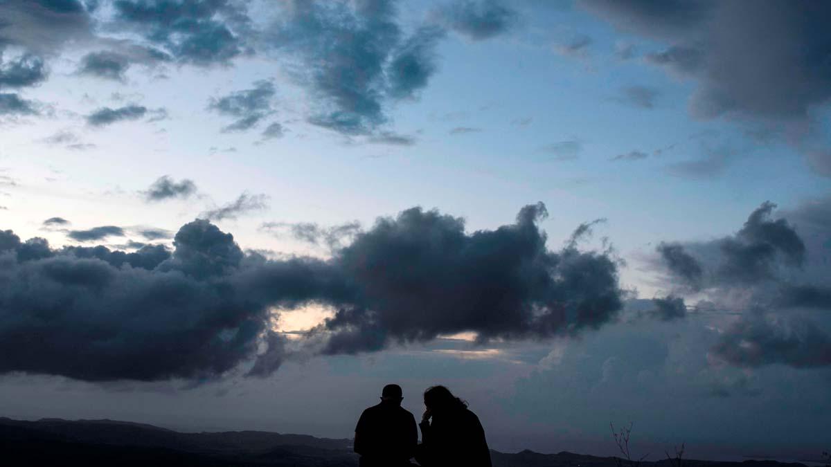 Posibilidad de tormenta en Mallorca (Foto: EFE)