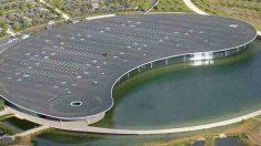 McLaren Technology Centre. (@McLaren)
