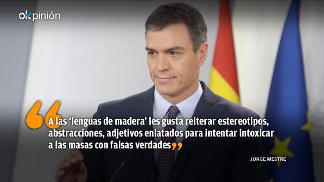 Sánchez: «El virus existe»