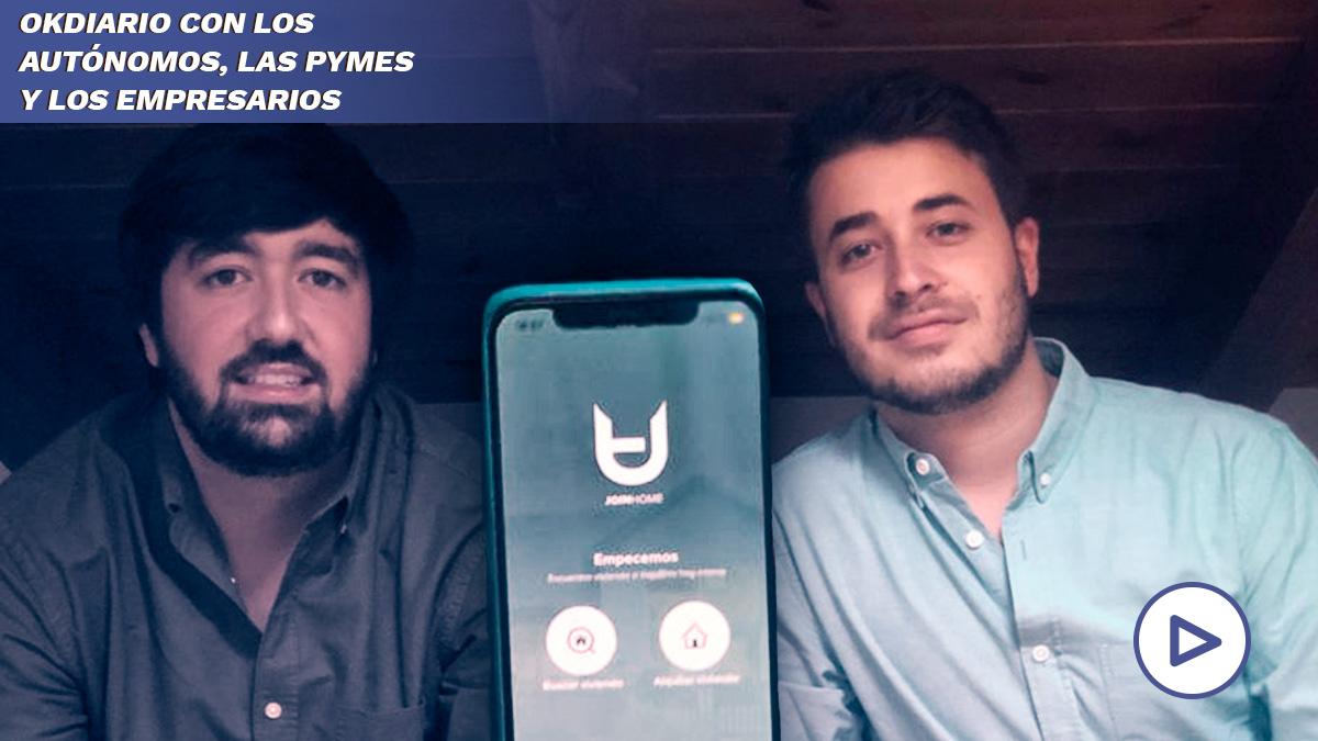 JoinHome: «Nuestra app optimiza un 70% el proceso del alquiler y ahorra la mediación de las inmobiliarias»
